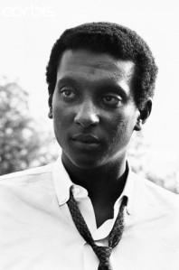 Stokely Carmichael in Alabama, 1966