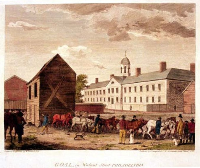 Gaol_in_Walnut_Street_Philadelphia_Birch's_views_plate_24_(cropped)